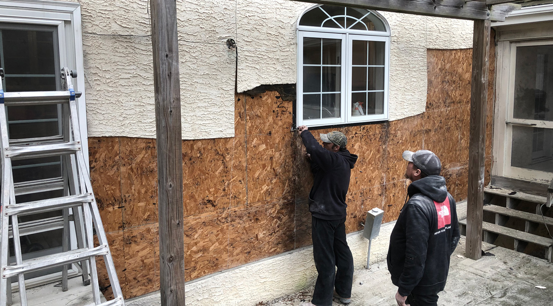 Chester County Stucco Remediation Contractor in Chester County