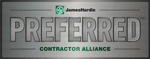 James Hardie Preferred Contractor