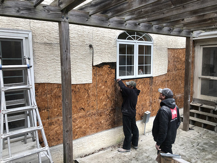 Exton, PA Stucco Remediation Contractor