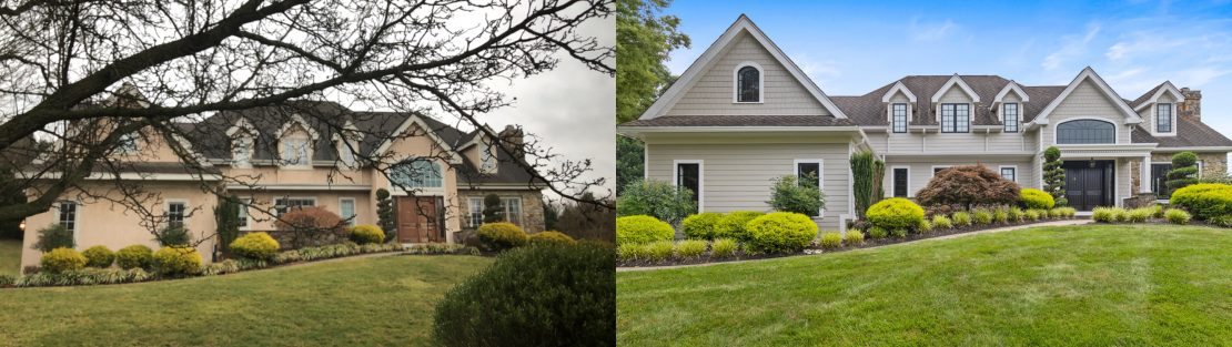 Landenberg Area Homeowner Upgrades Failing Stucco and Windows